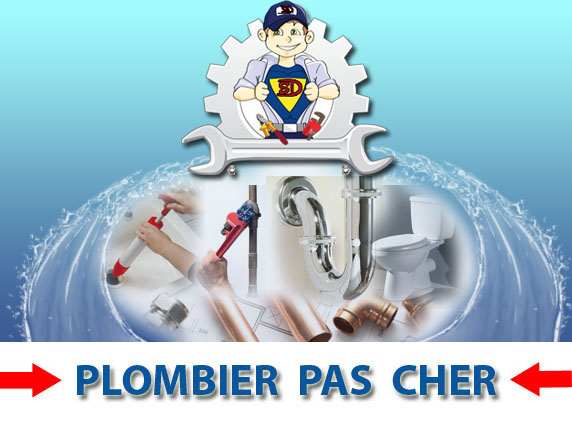 Toilette Bouché Fontenay Tresigny 77610