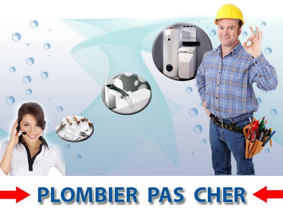 Toilette Bouché Villepinte 93420