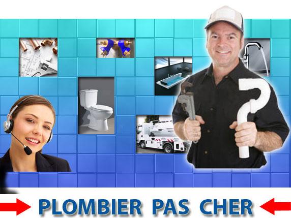 Wc bouché Chatenay Malabry 92290