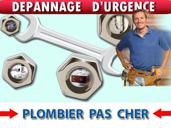 Wc bouché Fontenay aux Roses 92260