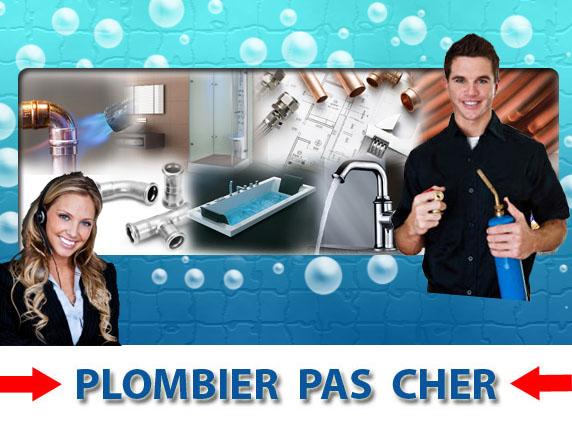 Wc bouché Paris 1